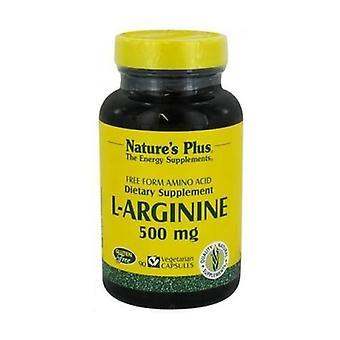 L-Arginine 90 capsules of 500mg