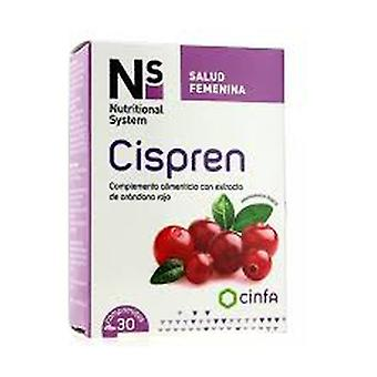 Cispren 30 tablets