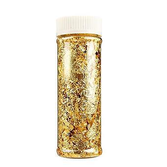 الصالحة للأكل الصف الأصلي 24k الذهب ورقة رقائق Schabin - الشيف الفن أطباق الديكور