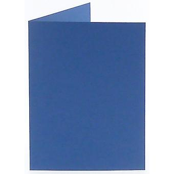 Papicolor Royal Blue A6 Doppelkarten
