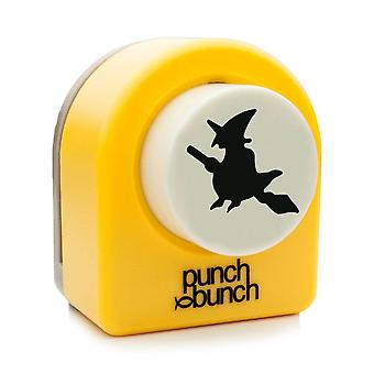 Punch Bunch Large Punch - Witch