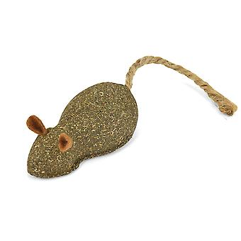 Nayeco Raton Catnip Con Cola Silver Vine (Cats , Toys , Plush & Feather Toys)