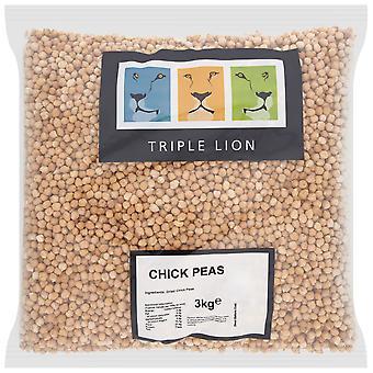 Triple Lion Dried Chickpeas