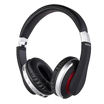 Wireless Headphones Bluetooth Headset Foldable Stereo Gaming Earphones With Microphone