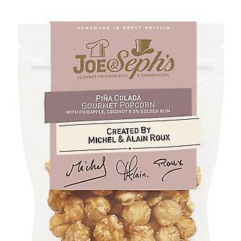 Pina Colada Popcorn door Michel & Alain Roux Popcorn