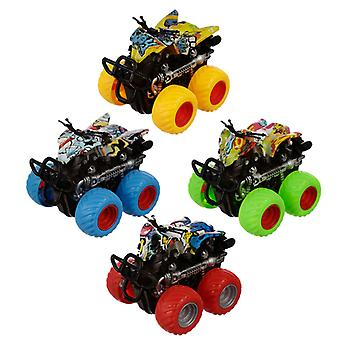 Fun Kids 4x4 Stunt Truck Toy X 1 Pack
