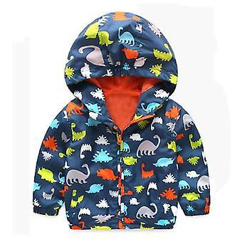 Söpö Dinosaurus Takki, Päällysvaatteet, Vauvanvaatteet Vaatteet