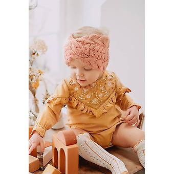 Autumn Season, Kids Shirts, Beauty Flower Print, Long Sleeve Blouses Tops Set-1