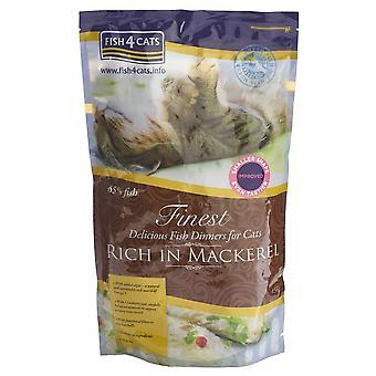 Fish4Cat Finest Fish4Cats Mackerel (Cats , Cat Food , Dry Food)