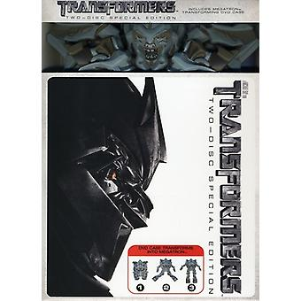 Transformers/Megatron Deluxe Transforming Package [DVD] USA import