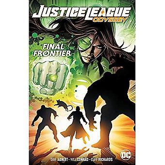 Justice League Odyssey Volume 3: Lopullinen raja