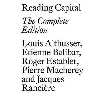 Reading Capital: The Complete Edition