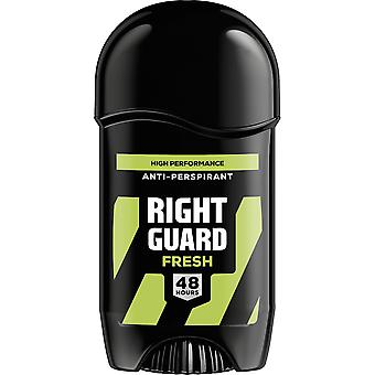Right Guard 6 X Right Guard Total Defence Deodorant Stick For Men - Fresh
