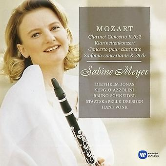 W.a. Mozart - Conc. Clarinette, Sinf. Conc. Instruments - Vent [CD] USA import