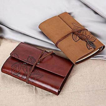 Cuaderno de papel Dowling de cuero clásico