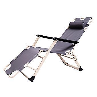 Home  Office Fishing Metal Modern Chairs, Folding Bed Siesta Bed Simple Siesta