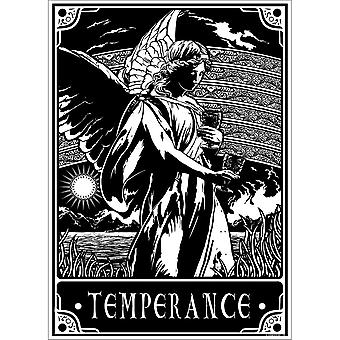 Deadly Tarot Temperance Poster