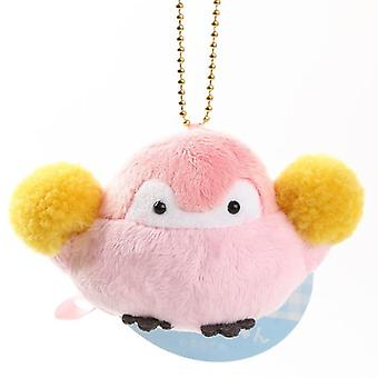 Positive Energy Penguin Peluche Keychain Sacs Couples Pendentif 6.5cm/4kinds-wj01