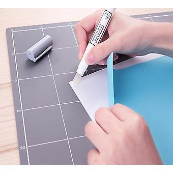 Pen Shape Glue Stick Set With Spare Stick