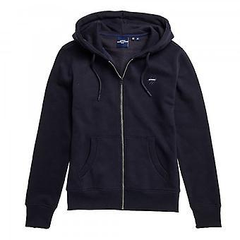 Superdry Sportstyle Zip Hoody BR Dark Navy Blue JKE