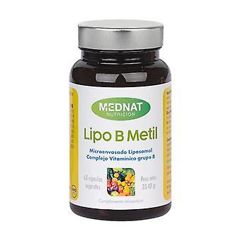 Lipo B Methyl 60 vegetable capsules