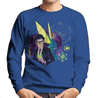 Disney Artemis Fowl Time To Believe Men's Sweatshirt