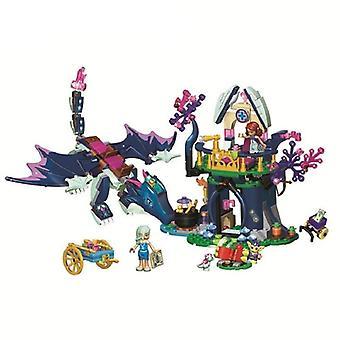 إلفيس سكايرا و apos؛ق قلعة السماء الغامضة, نداء ماجيك جنية بيغاسوس نموذج بناء