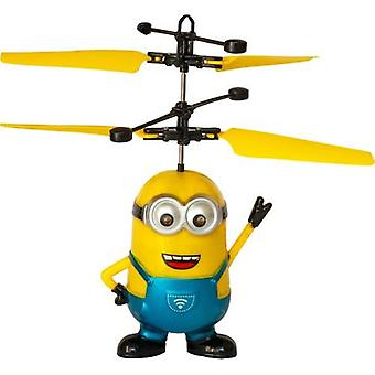 New Minions Drone Rc Helicopter Aircraft Mini Drone Flashing Helicopter