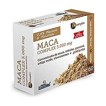 Maca Complex 60 capsules of 3000mg