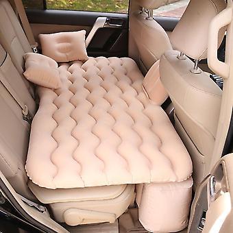 Welle Muster Luft aufblasbare Matratze für Erwachsene Kind Baby Auto Auto Rücksitz