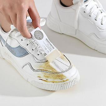 Monikäyttöinen mokkanahka ja nahanpuhdistuspyyhekumi ja kenkien entisöinti