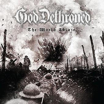 God Dethroned - World's Ablaze [CD] USA import