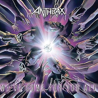 Anthrax - We've Come For You All [Vinyl] USA import