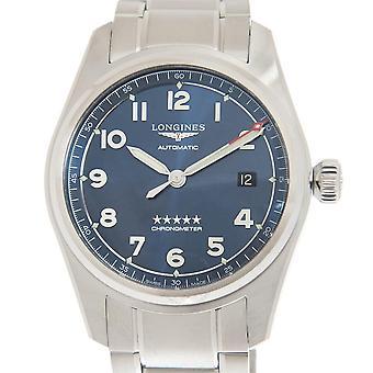 Longines Spirit Automatic Chronometer Blue Dial Men's Watch L3.810.4.93.6