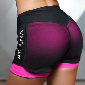 Fitness Yoga Shorts, Gym Slim Sports Short