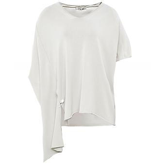 Crea Concept Asymmetric lyhythihainen pullover