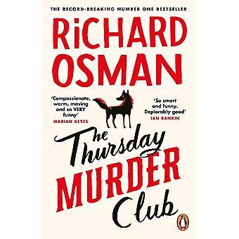 The Thursday Murder Club de Richard Osman