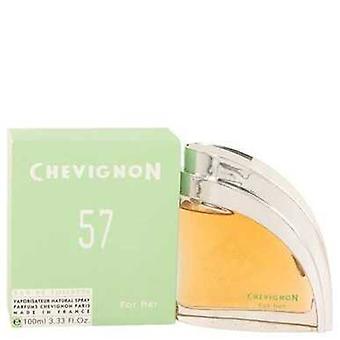 Chevignon 57 By Jacques Bogart Eau De Toilette Spray 1 Oz (women) V728-539577