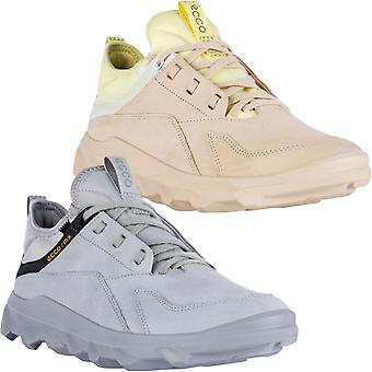 ECCO Womens MX Low Outdoor Walking Casual Trainers Shoes