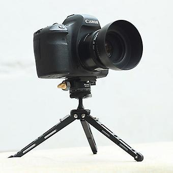 High Bearing Desktop Bracket Mini Tabletop Tripod And Ball Head For Dslr Camera