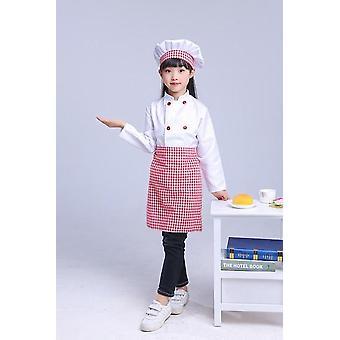 Kids Cook Tshirt Chef Uniform