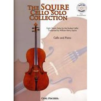 Squire Cello Solo Collection by Carl Fischer