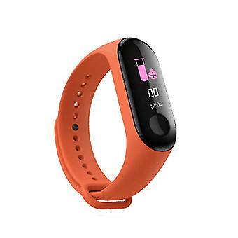 Smart Fitness Wristwatch With Activity Tracker M3