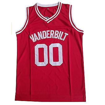 Mens 00 Urkel Basketball Jersey Hip Hop Clothing High School Movie Jersey Stitched Red S-2xl
