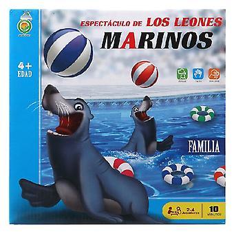 Educational Game Sea lion show (27 x 27 cm)