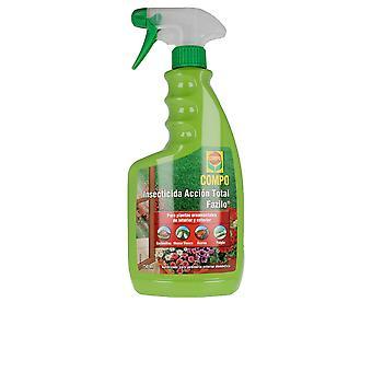 Compo Acción Total Insecticida Plantas De Interior&exterior 750 Ml Unisex