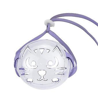 Masque transparent pour les yeux de chat, couvre-chef à l'épreuve des morsures de chat, sac de bain pour chat, injection, collier pour chat