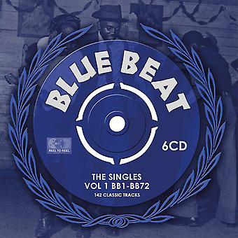Diverse - Blue Beat The Singles Vol. 1 BB1-BB72 CD