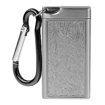 Mini Portable Ashtray Cigarette Keychain Outdoor Use Pocket Smoking Smoking Ash Tray