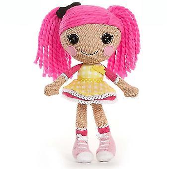 Lalaloopsy Plüss Toy Aranyos Soft Doll töltött ábra Gyerekeknek